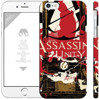 ASSASSIN'S CREED 4 - games|apple - motorola - samsung - sony - asus - lg |capa de celular