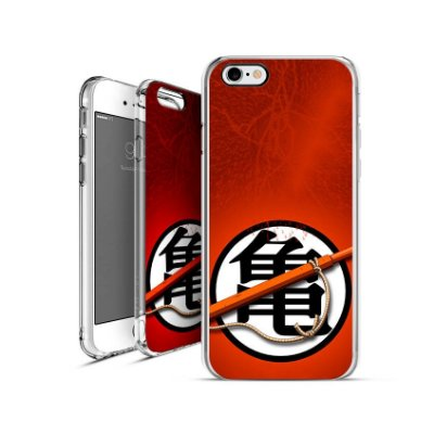 DRAGON BALL Z anime 07  | apple - motorola - samsung - sony - asus - lg | capa de celular