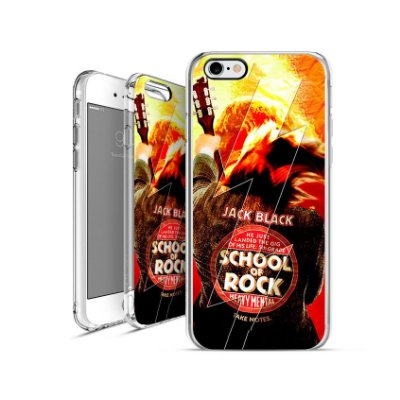 ESCOLA DO ROCK (FILME)  | apple - motorola - samsung - sony - asus - lg | capa de celular
