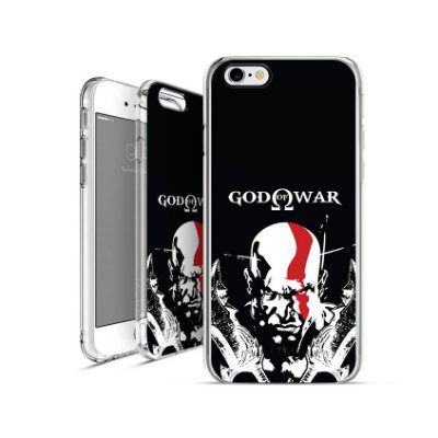 GOD OF WAR - games 0 0 0 1|apple - motorola - samsung - sony - asus- lg |capa de celular