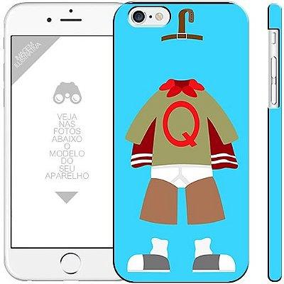 HOMEM CODORNA  - heróis | apple - motorola - samsung - sony - asus - lg | capa de celular