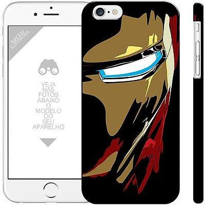 HOMEM DE FERRO - heróis 3| apple - motorola - samsung - sony - asus - lg |capa de celular