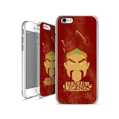 LEAGUE OF LEGENDS - Draven |apple - motorola - samsung - sony - asus - lg|capa de celular