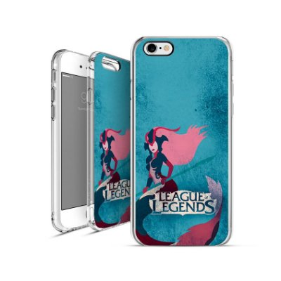 LEAGUE OF LEGENDS  - Nami  |apple - motorola - samsung - sony - asus - lg|capa de celular