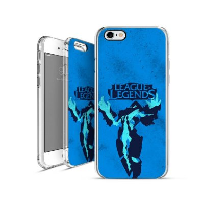 LEAGUE OF LEGENDS - Xerath |apple - motorola - samsung - sony - asus - lg|capa de celular