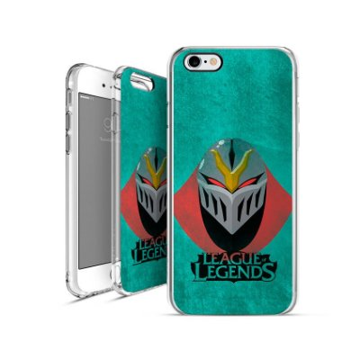LEAGUE OF LEGENDS - Zed - games|apple - motorola - samsung - sony - asus - lg|capa de celular