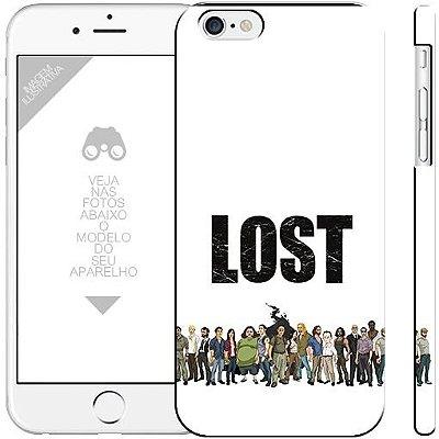 LOST - (coleção séries) | apple - motorola - samsung - sony - asus - lg | capa de celular