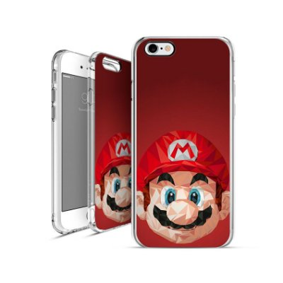 MARIO BROS - coleção games 7|apple -motorola - samsung - sony - asus - lg|capa de celular