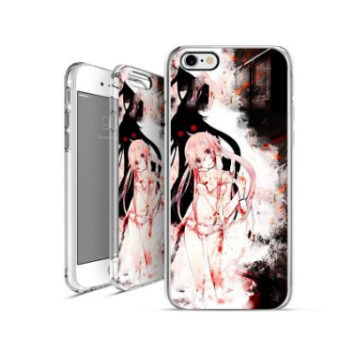 MIRAI NIKKI anime 001  |  apple - motorola - samsung - sony - asus - lg | capa de celular