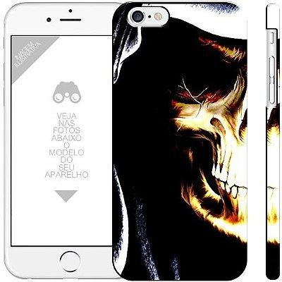 MOTOQUEIRO FANTASMA - 4 | apple - motorola - samsung - sony - asus - lg | capa de celular