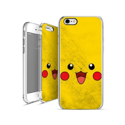 POKÉMON - Pikachu 000  |  apple - motorola - samsung - sony - asus - lg | capa de celular