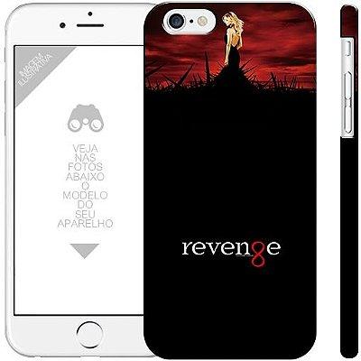 REVENGE (coleção séries)| apple - motorola - samsung - sony - asus - lg | capa de celular