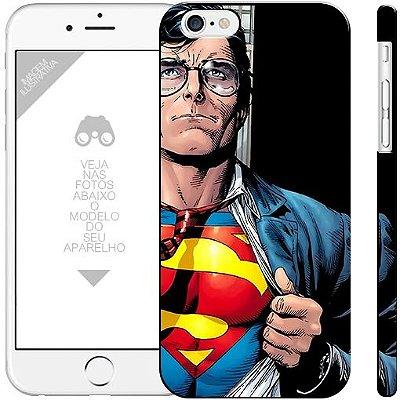 SUPERMAN - heróis - 1 | apple - motorola -  samsung -  sony - asus - lg | capa de celular