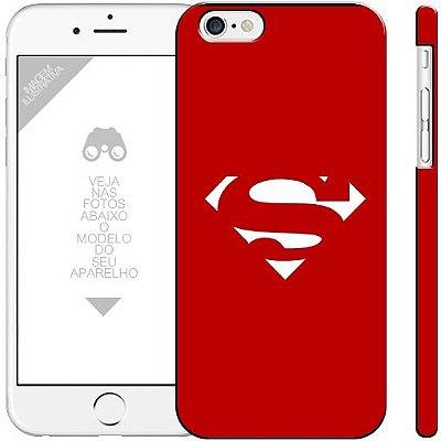 SUPERMAN - heróis - 3 | apple - motorola -  samsung -  sony - asus - lg | capa de celular