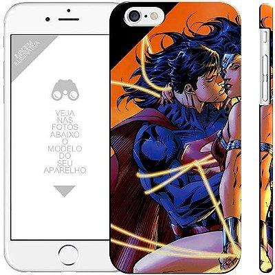 SUPERMAN - heróis - 4 | apple - motorola -  samsung -  sony - asus - lg | capa de celular