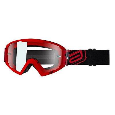 Óculos ASW A2 Forever Vermelho/Preto