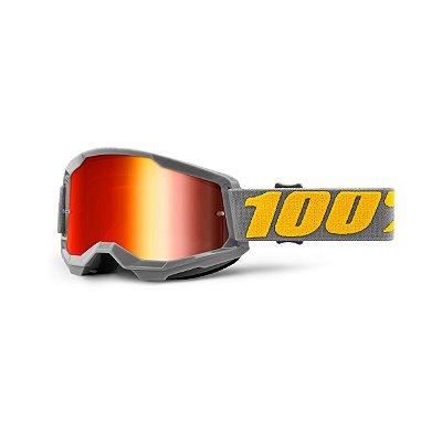 Óculos 100% Strata 2 Izipizi Espelhado