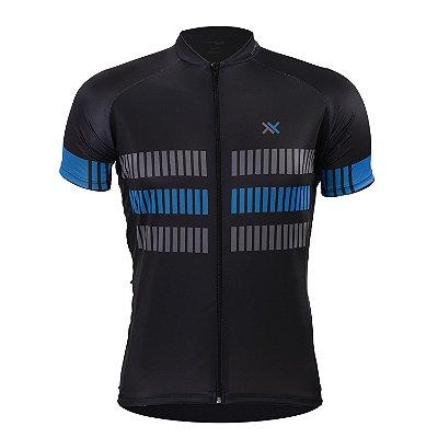 Camisa Mattos Racing Bike Track Azul