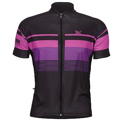 Camisa Mattos Racing Bike Track II Feminina Pink