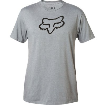 Camiseta Fox Legacy Head Cinza