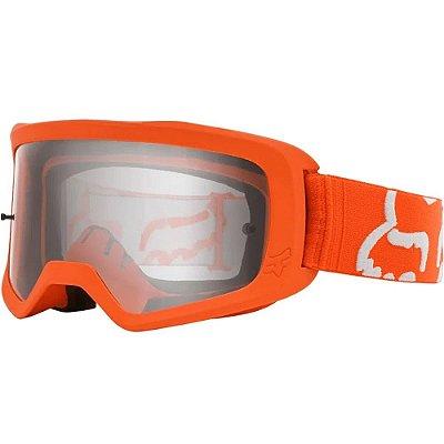 Óculos Fox Main Race Laranja