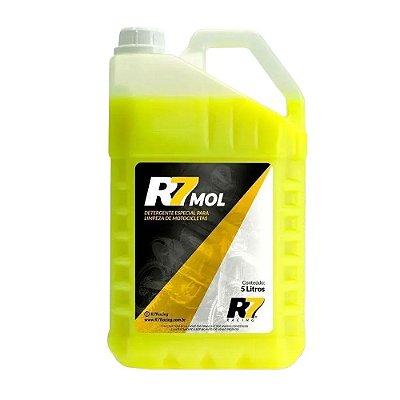 Detergente para Moto R7 MOL Borilli 5 Litros