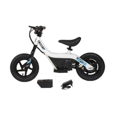 Mini Bike Elétrica Army Baby E-Bike Aro 12 100W