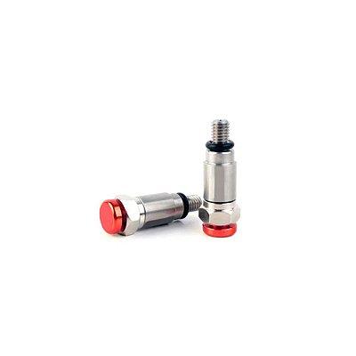 Válvula de Alívio de Suspensão 5mm Vermelho Lizard Parts