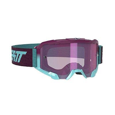 Óculos Leatt Velocity 4.5 Iriz Roxo Azul