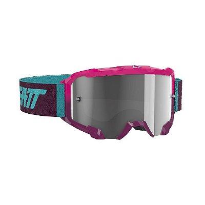 Óculos Leatt Velocity 4.5 Rosa/Azul