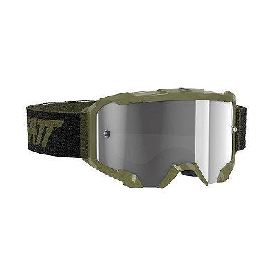 Óculos Leatt Velocity 4.5 Verde Musgo