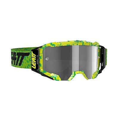 Óculos Leatt Velocity 5.5 Amarelo / Verde