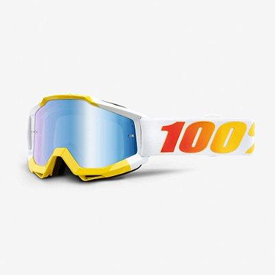 Óculos 100% Accuri Astra Branco