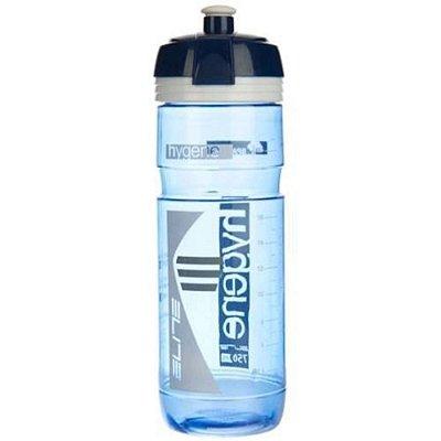 Garrafa Squeeze Caramanhola Elite Hygene Supercorsa - Azul/Transparente 750ML