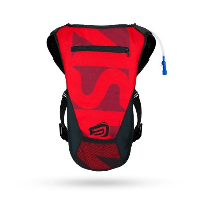 Mochila de Hidratação ASW Race 2 Litros Vermelho