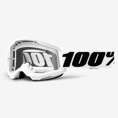 Óculos 100% Strata 2  Everest