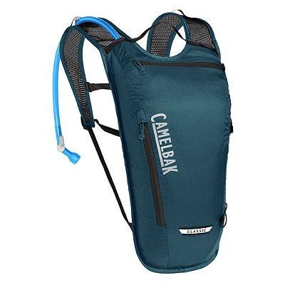 Mochila de Hidratação CamelBak Classic Light 2L Azul