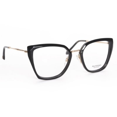 Óculos de Grau Ana Hickmann AH6378A01/54 - Preto