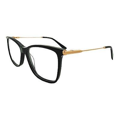Óculos de Grau Ana Hickmann AH6406 A01/79 - Preto
