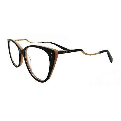 Óculos de Grau Ana Hickmann AH6403 A01/69 - Preto