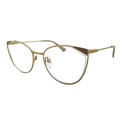 Óculos de Grau Ana Hickmann AH1404 05A/59 - Rosa