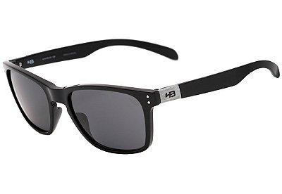 Óculos de Sol HB Gipps ll 9013800100/55 Preto Fosco