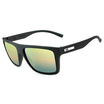 Óculos de Sol HB Floyd 9011/60 Preto Fosco