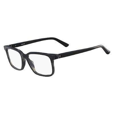 Óculos de Grau Calvin Klein CK8581 003/54 Preto