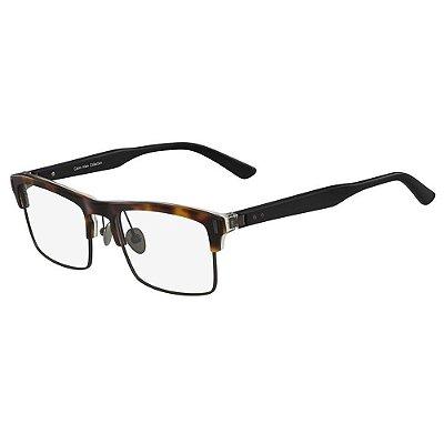 Óculos de Grau Calvin Klein CK8555 236/54 Tartaruga