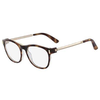 Óculos de Grau Calvin Klein CK8562 236/53 Tartaruga