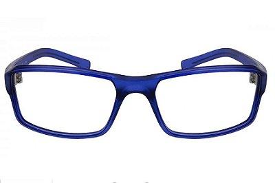 Óculos de Grau HB Polytech Teen 93115/50 Azul Fosco Claro