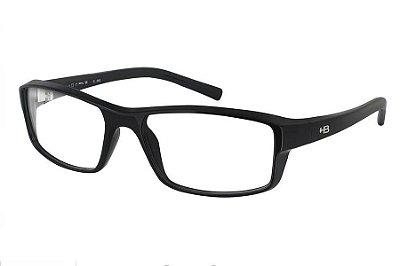 Óculos de Grau HB Polytech Teen 93115/50 Preto Gloss