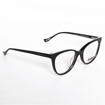 Óculos de Grau Evoke EVOKEFORYOUDX39A01/52 - Preto