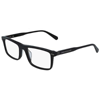 Óculos de Grau Calvin Klein Jeans CKJ19526 001/55 - Preto